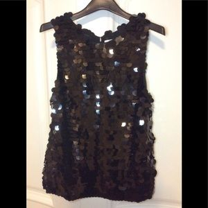 DOLCE VITA dv sequin top NEW without tags